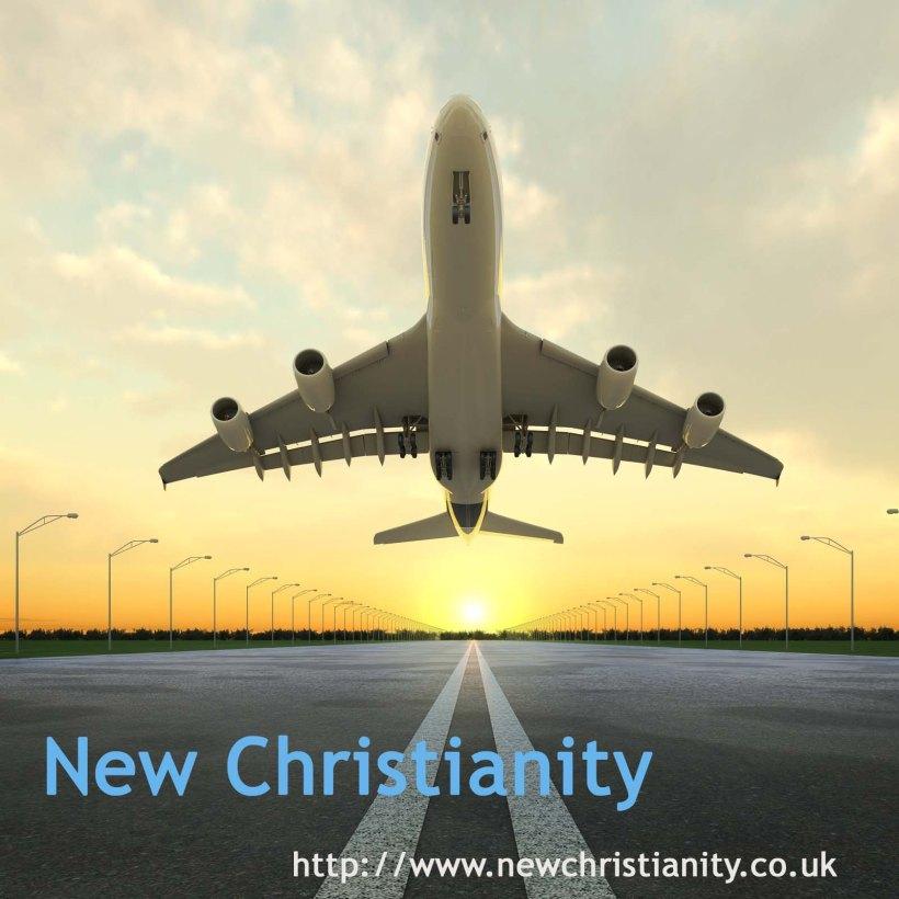 new christianity logo